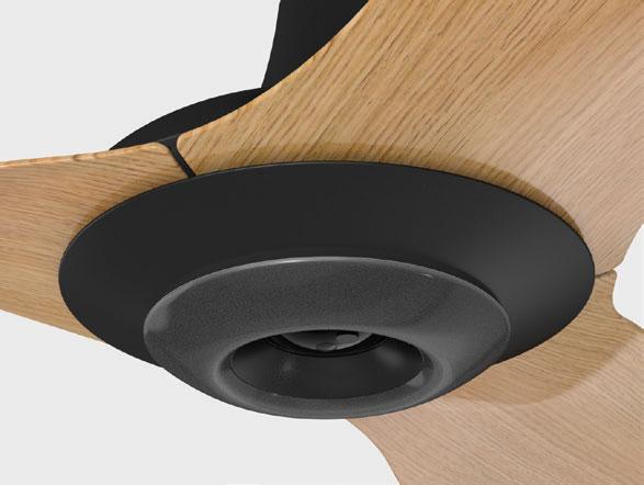 Bộ đèn LED Smoky Lens